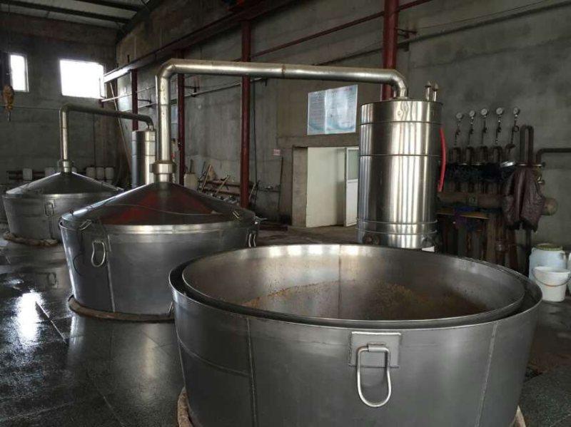不锈钢酿酒设备
